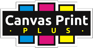 Canvas Print Plus Canvas Printing Logo
